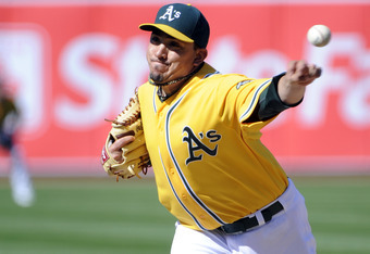 Brian Fuentes, the A's highest paid relief pitcher, has struggled of late and recently criticized Geren for misusing him.