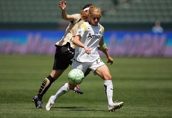 Makoski suffered an ACL tear prior to the 2010 WPS season after playing one season with the LA Sol