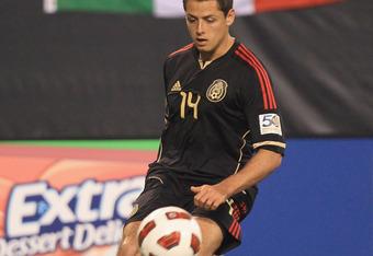 Javier 'Chicharito' Hernandez