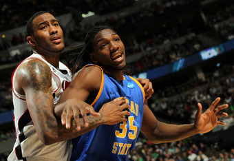 Faried is a fantastic rebounder, frustrating opponents as he boxes them out with ease.
