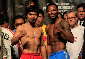 Manny Pacquiao vs. Shane Mosley