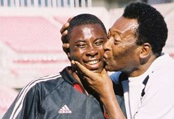 Adu was once called the next Pele