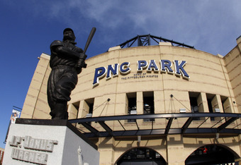 The Pirates would be better off with this Wagner statue at bat than most of their players