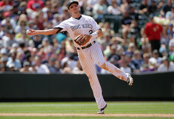 Troy Tulowitzki's idol is Derek Jeter. Is he the next great shortstop?