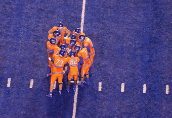 How long before Boise St can lure a marquee team not from a bordering state to play on the Blue?