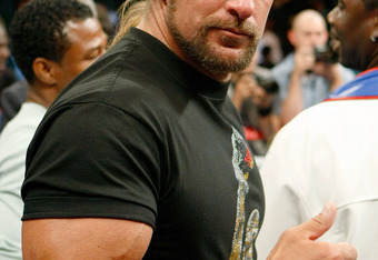 """The """"doofus son-in-law"""" of all people should know what a little infusion of reality can do for a wrestler's career."""