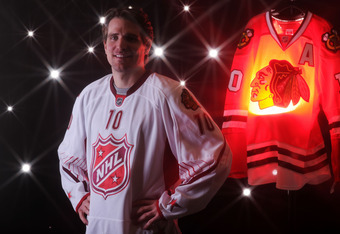 Patrick Sharp - Getty Images