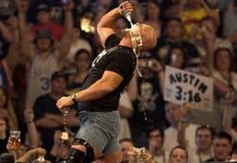 Stone Cold Steve Austin is a record three-time Royal Rumble match winner