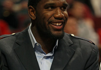 Oden will have plenty of money to spend on new suits to wear on the bench.