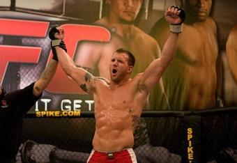 Ryan Bader is looking for redemption after suffering his first career loss against Jon Jones at UFC 126