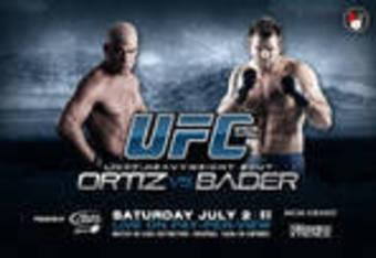 Tito Ortiz vs Ryan Bader