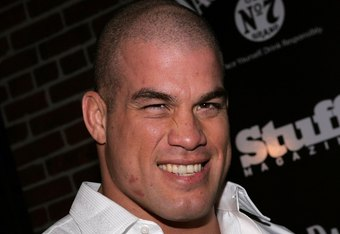 LOUISVILLE, KY - MAY 05:  UFC fighterTito Ortiz attends the Stuff Magazine & Jack Daniels Kentucky Derby party held at Jillians on May 5, 2006 in Louisville, Kentucky.  (Photo by Paul Hawthorne/Getty Images)