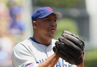 Carlos Zambrano - are the Cubs really going to deal him?