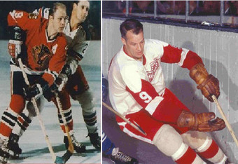 Hall of Famers Bobby Hull and Gordie Howe now have son's in the Hall of Fame with them