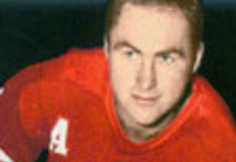 Red Kelly was the only other player in NHL history as versatile as Mark Howe
