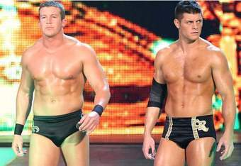Cody Rhodes is a top heel talent that can put over other talent like former Legacy teammate, Ted DiBiase