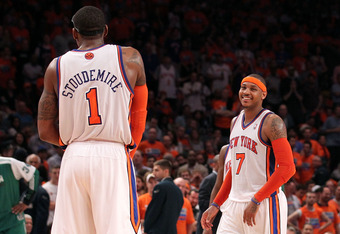 Can STAT and Melo co-exist moving in the Big Apple?
