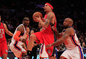 Who will run the floor with Deron Williams in New Jersey / Brooklyn?
