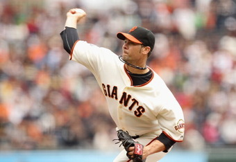 Ryan Vogelsong also received the nod for the 2011 NL All-Star team, courtesy of Giants manager Bruce Bochy