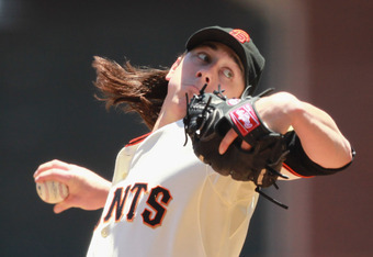 An All-Star Game without Tim Lincecum? Not a chance.
