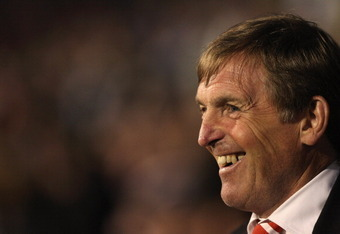 Kenny Dalglish continues to reshape his team ready for a new era