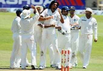 Ishant Sharma, moving the ball in mysterious ways