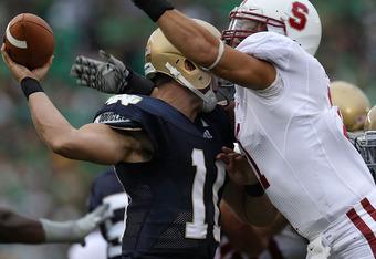 Shayne Skov, linebacker, Stanford
