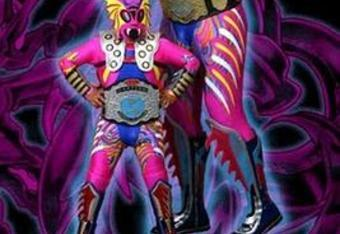 Cuije and Alebrije