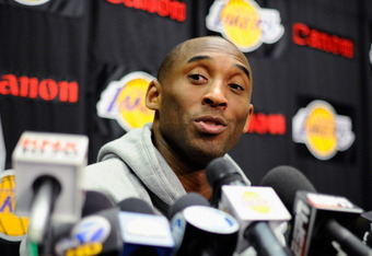 Kobe Bryant Might Join Deron Williams in Turkey
