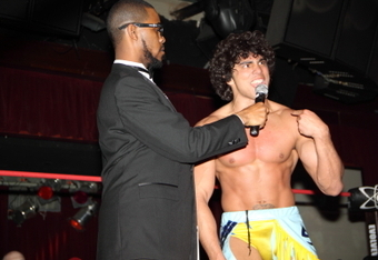 Shiima Xion, who has been making noise in EVOLVE lately, has a chance at winning a TNA contract on Sunday. (Photo courtesy of S. Finkelstein - getlostphotography.smugmug.com)