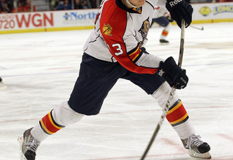 Mike Santorelli, one bright spot on offense from 2010/11