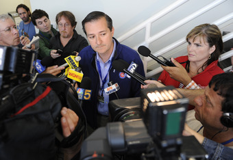 Ricketts finally spoke to reporters about the Cubs on June 15.