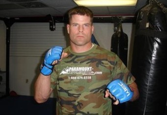 Former Marine and WEC Champion Brian Stann is facing a Everest size climb in his fight against Chael Sonnen