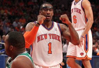 Amare Stoudemire is just one player who has already said they are considering playing overseas during the lockout