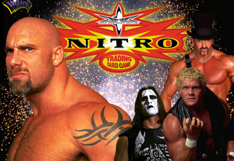 The main show would be WCW Nitro!