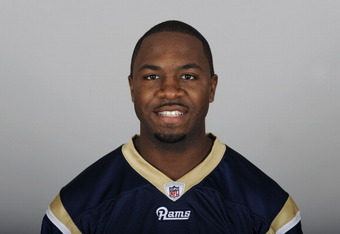 Donnie Avery, St. Louis Rams