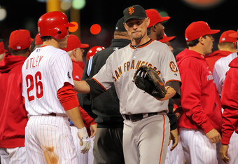 Giants-Phillies has become quite a rivalry.
