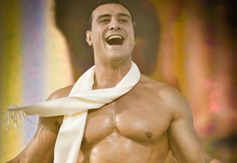 The mexican aristocrat, Alberto Del Rio, has nothing but blue skies in the future ahead of him.