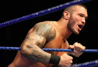 Randy Orton's character may gain new life, now that he'll be chasing the World Heavyweight Championship.
