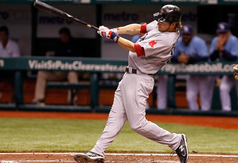 The hot-hitting Reddick could continue to help with Boston's outfield issues