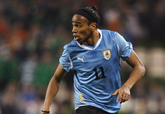 Liverpool target Alvaro Pereira