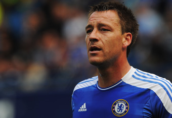 """We've got a good squad of players. If he comes he could certainly add to that,"" John Terry said of Modric last week."