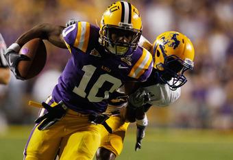 Russell Shepard, Louisiana State University