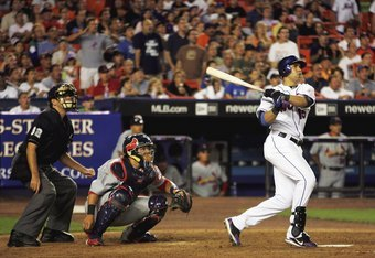 Beltran hitting a memorable walk-off home run in 2006