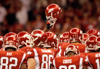 Can the Razorbacks win the tough SEC West Division?