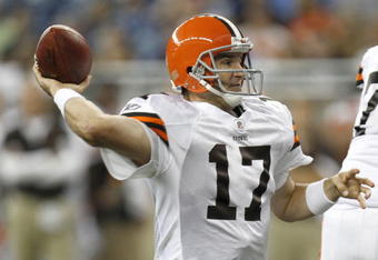 Jake Delhomme may be brought in as a seasoned veteran to show Tim Tebow the ropes.