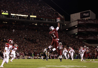 Alshon Jeffery is expected to have an All-American season in 2011