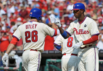 Hopefully the Phils show the same patience with Brown that they exhibited with Utley.