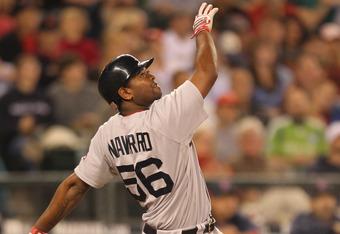 Navarro was shipped to K.C. on Saturday