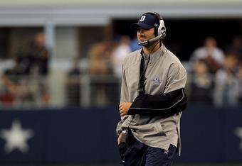 Mr. Tony Romo of the Cowboys